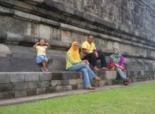 Wisata Keluarga di Candi Ijo dan Plaosan
