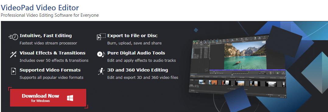 Download Software Videopad Gratis