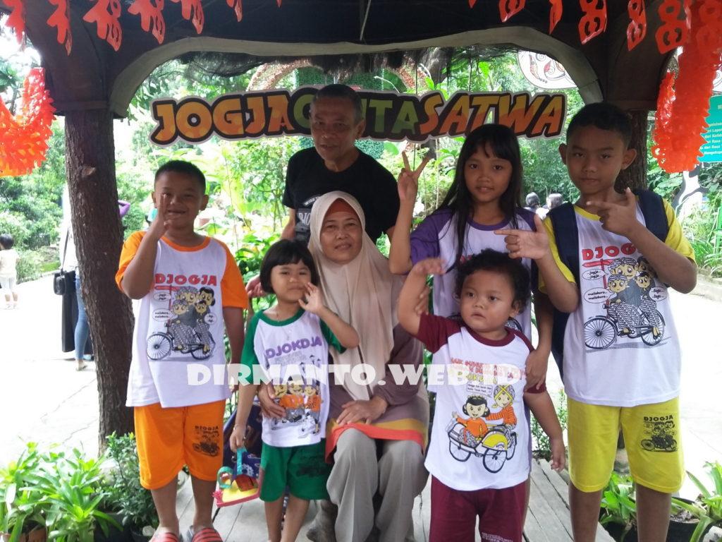 7 Fasilitas Liburan Anak di Gembira Loka Zoo