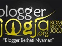 Meretas Ilmu Bersama Komunitas Blogger Jogja