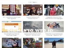 Membuat Halaman Video Blog Pribadi