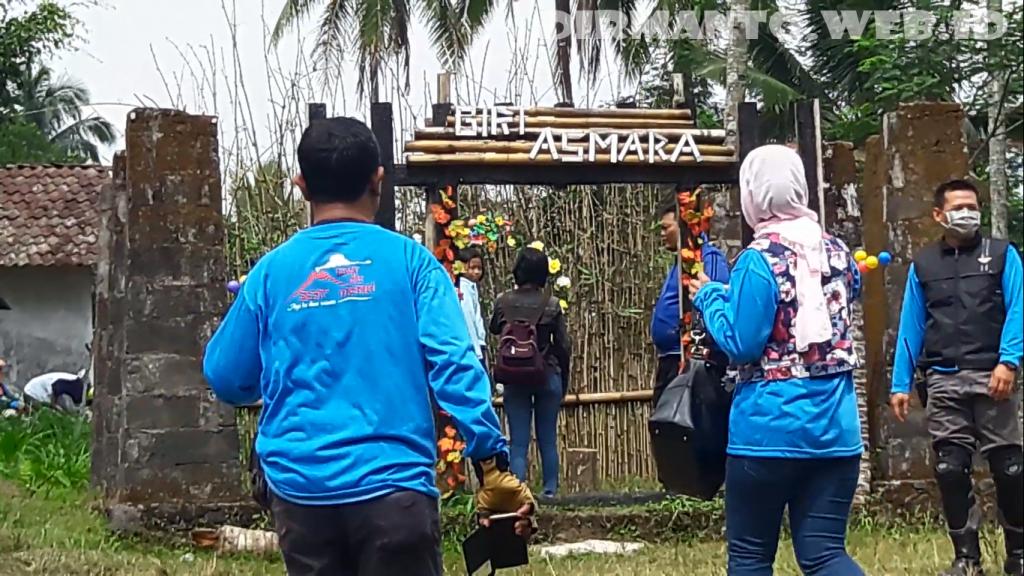 Lokasi Desa Wisata Pancoh