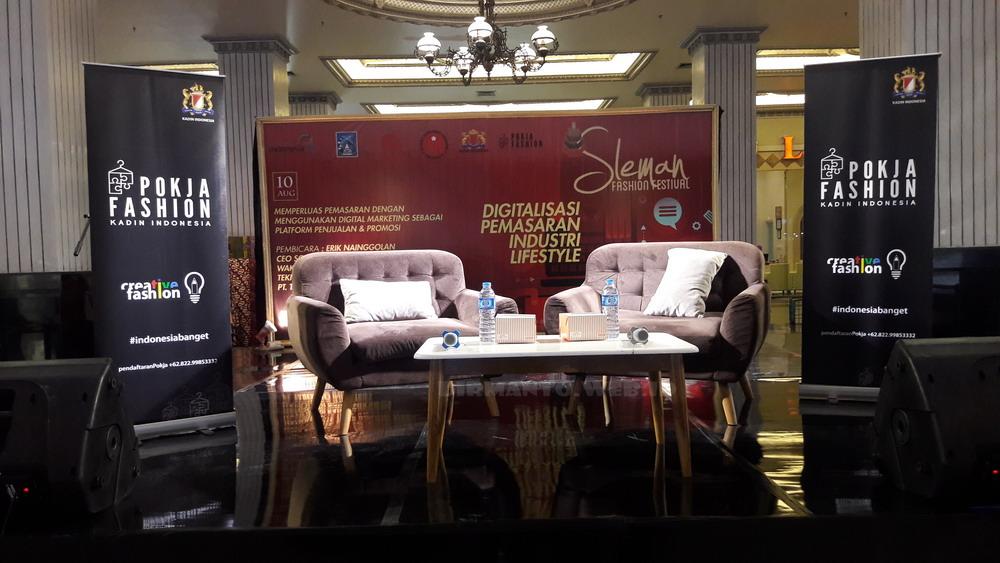 Digitalisasi Pemasaran Industri UMKM Terus Di sosialisasikan