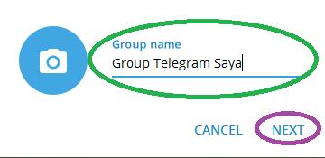 Cara Membuat Group Telegram Dari Awal