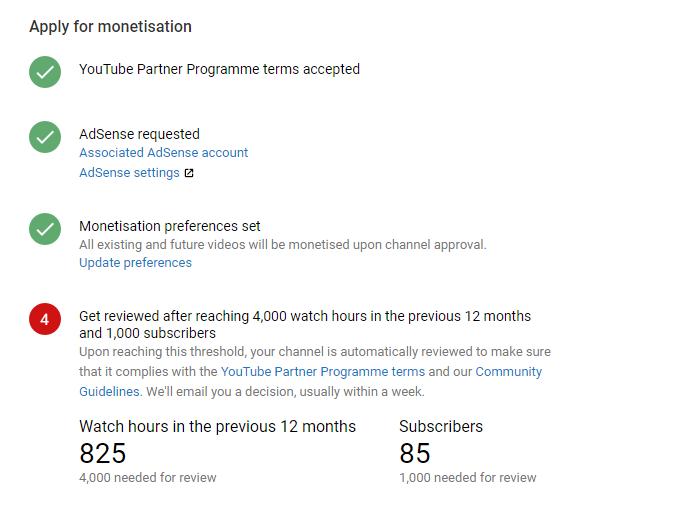 Peraturan Baru Mendapatkan Dolar Dari Youtube
