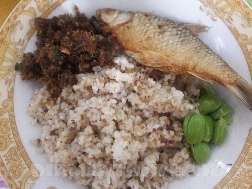Nasi Tutug Oncom Khas Sunda Begini Resep Masaknya