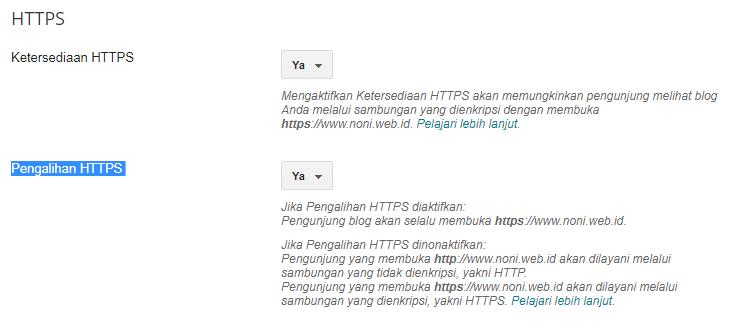 Kustom Domain Blogger Tidak Bisa Diakses Tanpa WWW