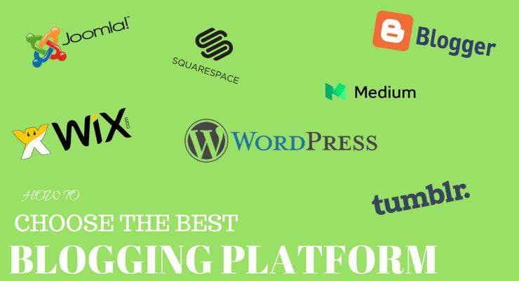 7 Platform Blogging Terbaik Hingga 2019