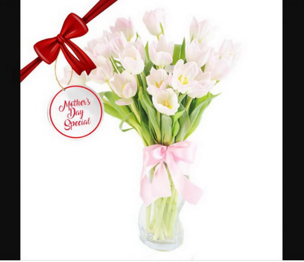 Bunga Spesial untuk Hari Ibu
