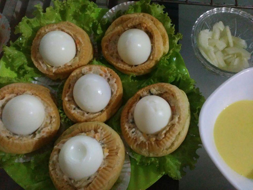 Songgo, Buwono Hidangan Khas Keraton Untuk Masyarakat.