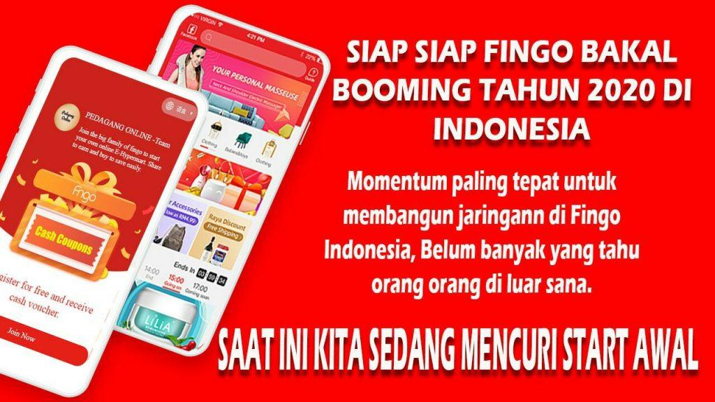Fingo Belum Launching di Indonesia Saya Sudah Gabung