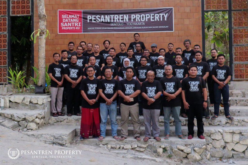 Beli Tanah Tanpa Hutang Bersama Pesantren Property