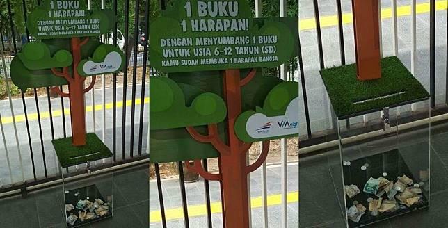 Gambar Ilustrasi Indonesia Darurat Membaca
