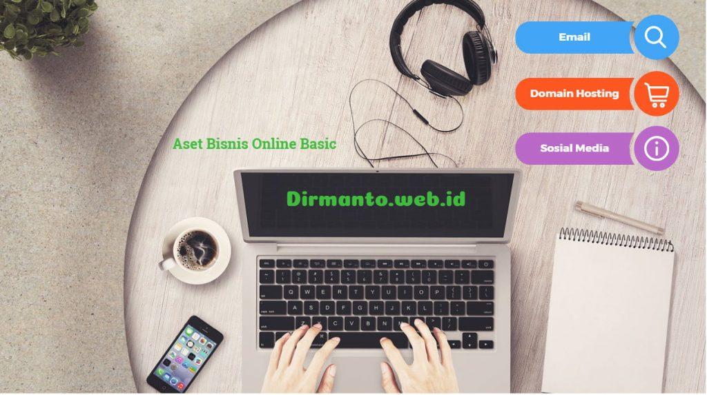 Kursus Gratis: Aset Basic Bisnis Online