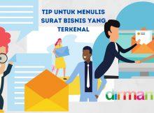 Tip Untuk Menulis Surat Bisnis Yang Terkenal