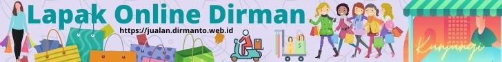 Lapak Online Dirman Personal Blog