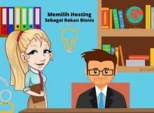 Layaknya Pasangan: Berikut 5 Tips Memilih Partner Hosting!