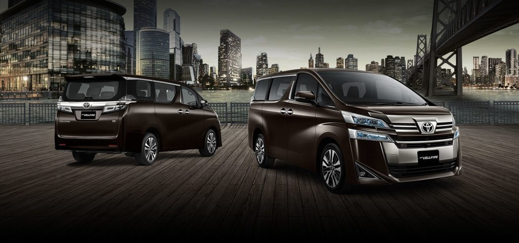Mobil Toyota New Vellfire. MPV Mewah Pilihan Eksekutif Modern dan Dinamis