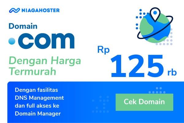 Layanan Pendaftaran Domain di Indonesia