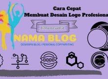 DesignEvo : Cara Cepat Membuat Desain Logo Profesional