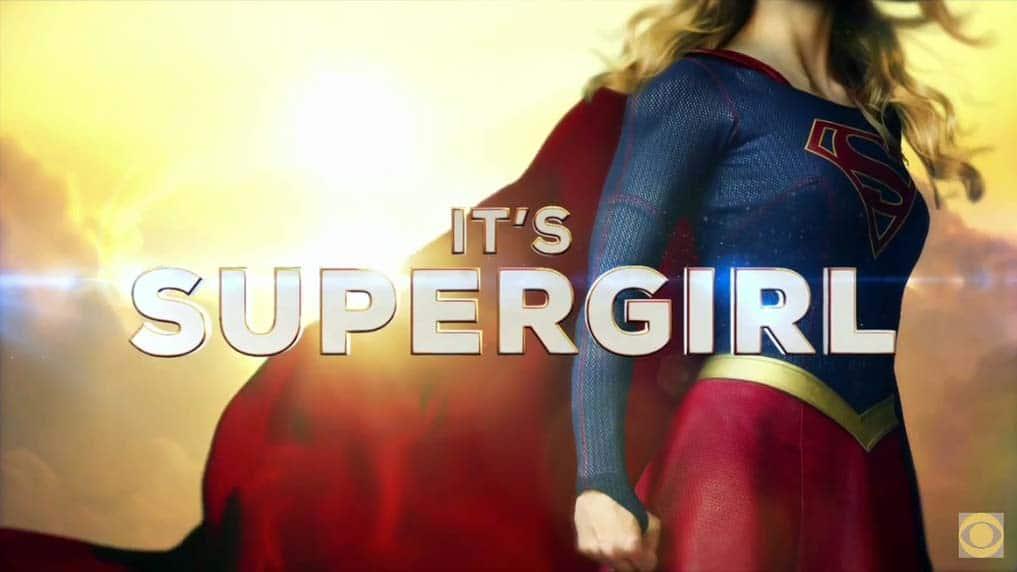 Nostalgia Nonton Serial Televisi Petualangan Supergirl 2021