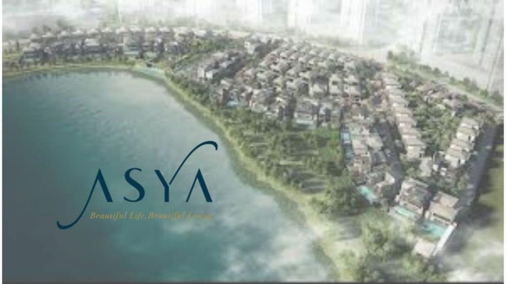 "ASYA ""The only Lake Township"" persembahan dari PT Astra Modern Land"