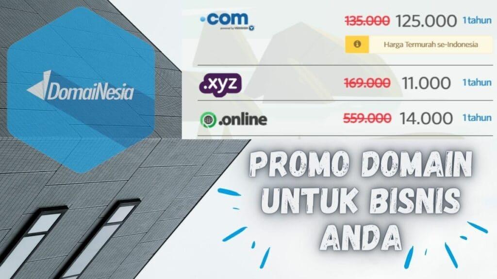 Daftarkan Domain Bisnis Anda Sekarang! Tunggu Apa Lagi?
