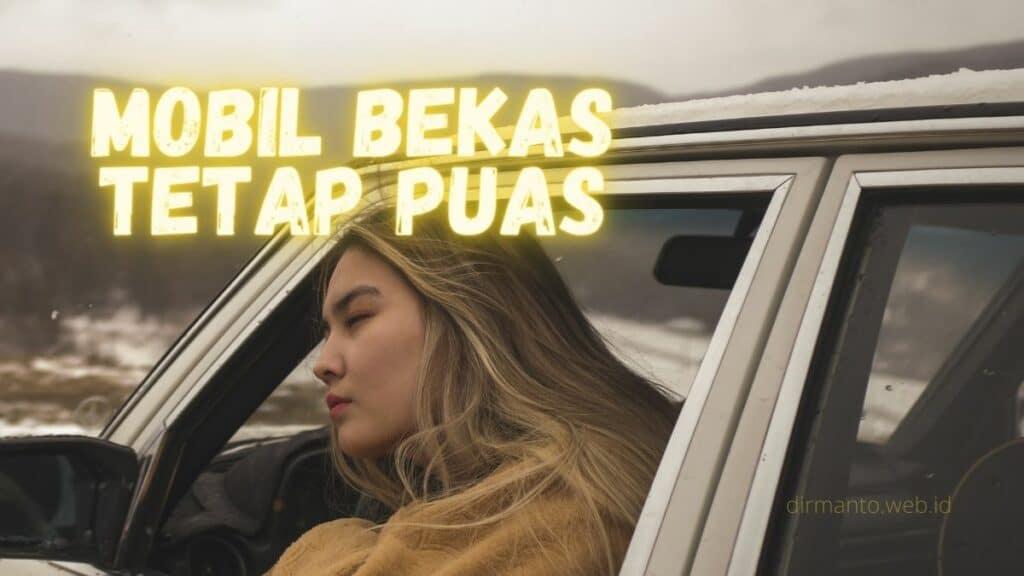 Agar Tak Rugi: Kenali Tips Membeli Mobil Avanza Bekas