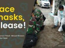 Pengalaman Pribadi : Menjadi Relawan Tim Kubur Cepat - PPKM Darurat