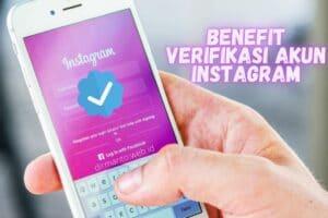 Jasa Centang Biru : Jadikan Akun Instagram Verified!